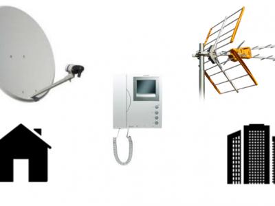 Antenas TDT y SAT-TDT